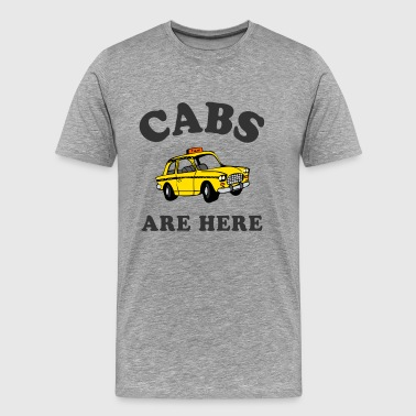 Pauly D Cabs Are Here - Men's Premium T-Shirt