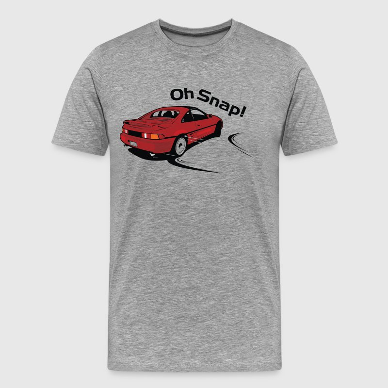MR2 Oh Snap! - Men's Premium T-Shirt