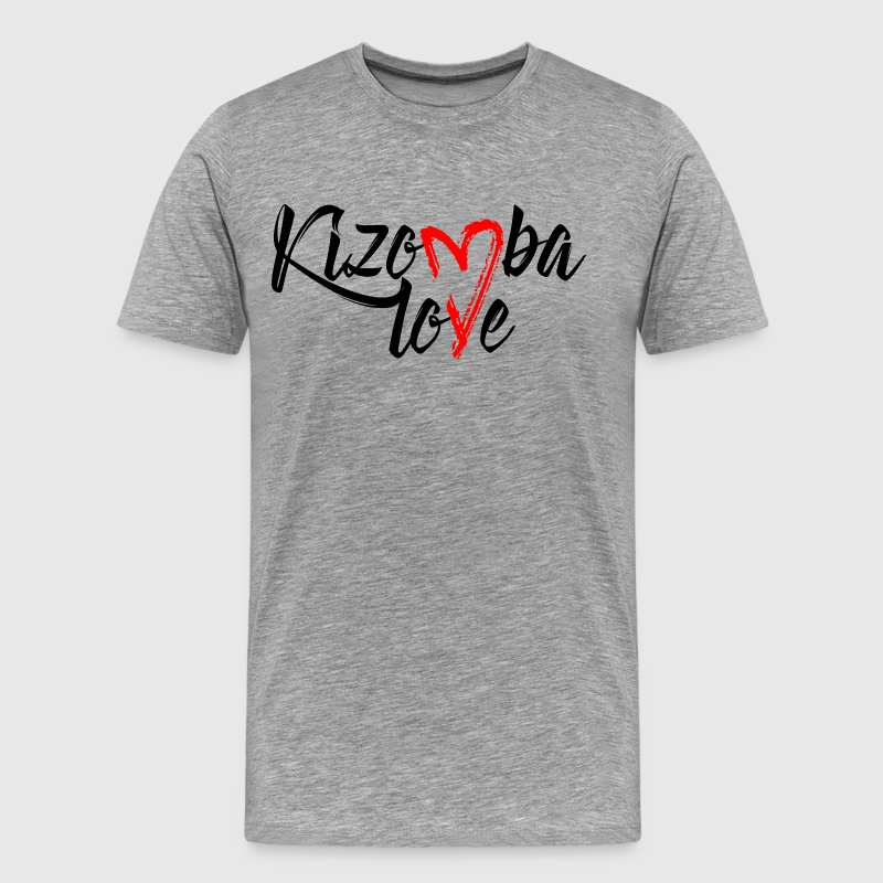 kizomba love - Men's Premium T-Shirt