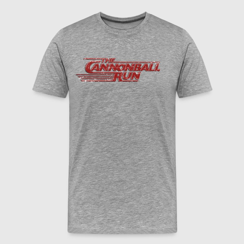 The Cannonball Run - Men's Premium T-Shirt