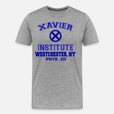 Xavier Xavier Institute  - Men's Premium T-Shirt