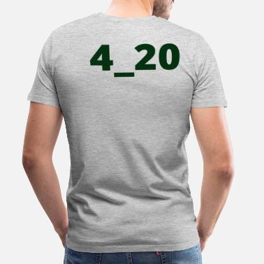 4 Twenty 4 20 - Men's Premium T-Shirt
