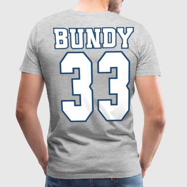 bundy - Men's Premium T-Shirt