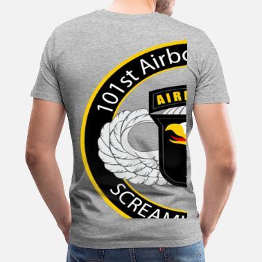 Shop 101st Airborne Division T-Shirts online   Spreadshirt
