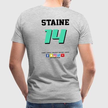 Jersey Number - Men's Premium T-Shirt