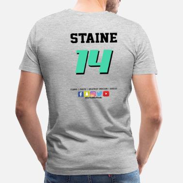 Write Your Name Jersey Number - Men's Premium T-Shirt