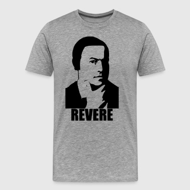 Paul Revere - Men's Premium T-Shirt