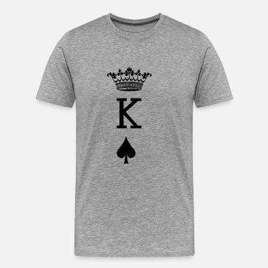 Special K Poker King - Men's Premium T-Shirt