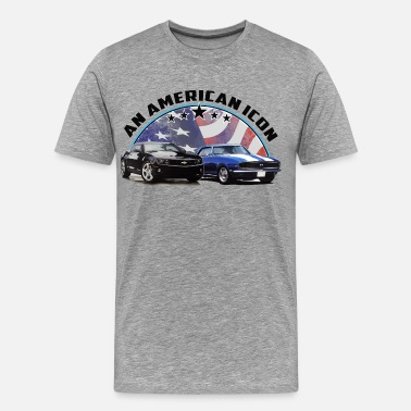 2012 American Pair - Men's Premium T-Shirt