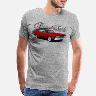 Chevelle 396 Red Chevelle - Men's Premium T-Shirt