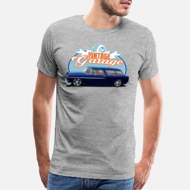 07046ca57 Nomad Vintage Nomad - Men's Premium T-Shirt