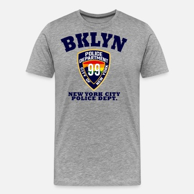 99 Vintage Brooklyn 99 - Men's Premium T-Shirt