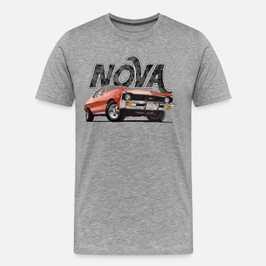 Chevrolet 1970 Nova - Men's Premium T-Shirt