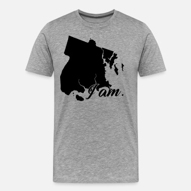 Bronx Bronx Shirt - I Am The Bronx T shirt - Men's Premium T-Shirt