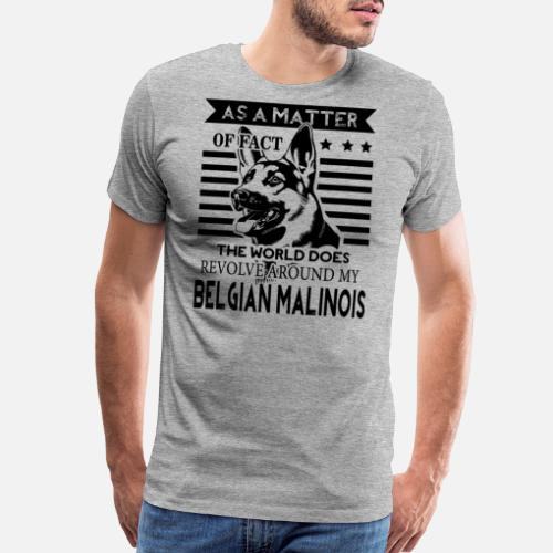 0a12ff45b70 ... Malinois Shirt - Men s Premium T-. Do you want to edit the design