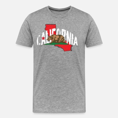 Anaheim California Golden State Los Angeles San Diego - Men's Premium T-Shirt