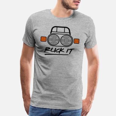 Ruck Ruck It - Men's Premium T-Shirt