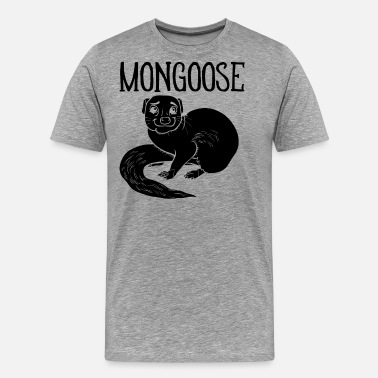 Mongoose Mongoose Shirt - Men's Premium T-Shirt