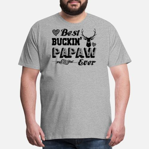 3a78b6bc Best bucking papaw ever shirt mens premium shirt spreadshirt jpg 500x500  Worlds best papaw stencil