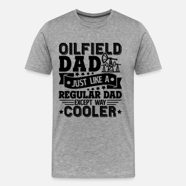Oilfield Oilfield - Men's Premium T-Shirt