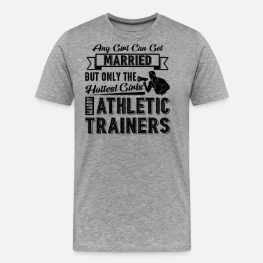Athletic Trainer Gift Athletic Trainer - Men's Premium T-Shirt