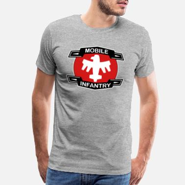 Starship mobile_infantry - Men's Premium T-Shirt