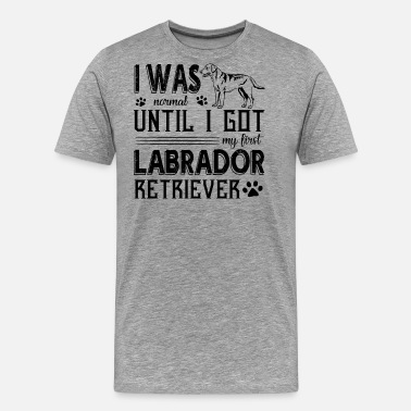 I Love Labrador Retrievers Love Labrador Retriever Shirt - Men's Premium T-Shirt