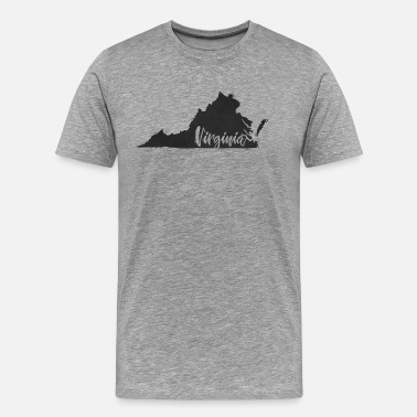 Virginia - Men's Premium T-Shirt