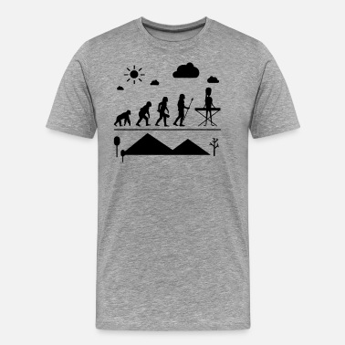 Trump Evolution Synthesizer Evolution Shirt - Men's Premium T-Shirt