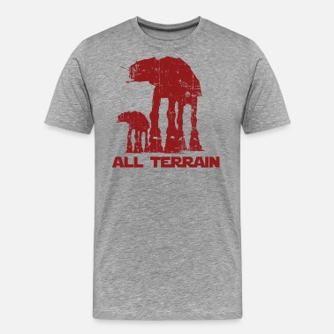Terrain All Terrain - Men's Premium T-Shirt