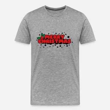 84c8d5f8f Merry Christmas Men's Polo Shirt | Spreadshirt