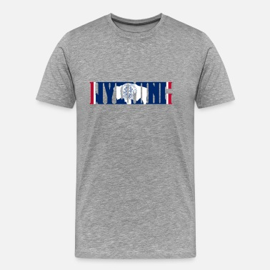 Wyoming Wyoming - Men's Premium T-Shirt