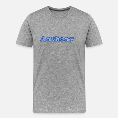 Anthony Joshua Anthony - Men's Premium T-Shirt