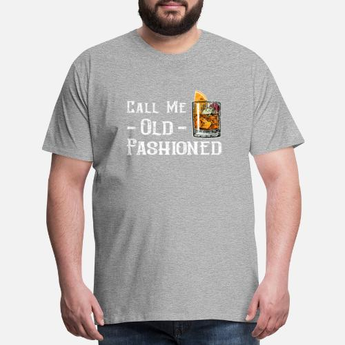 old fashioned men