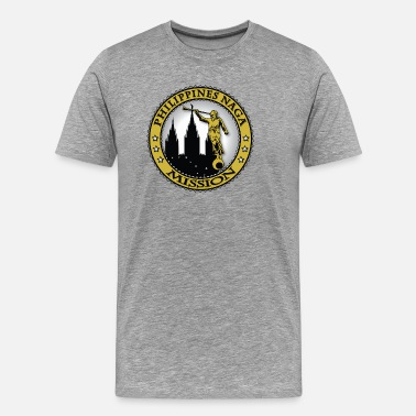 Naga Philippines Naga Mission - LDS Mission Classic - Men's Premium T-Shirt
