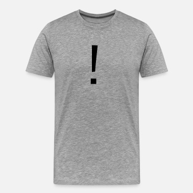 The Mark ! MARK - Men's Premium T-Shirt