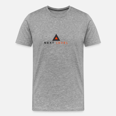 Next Next Level Tee - Men's Premium T-Shirt