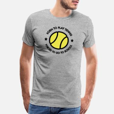 Tennis tennis - Men's Premium T-Shirt