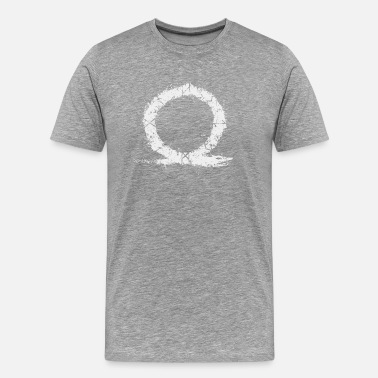 God Of War God of War Omega - Men's Premium T-Shirt