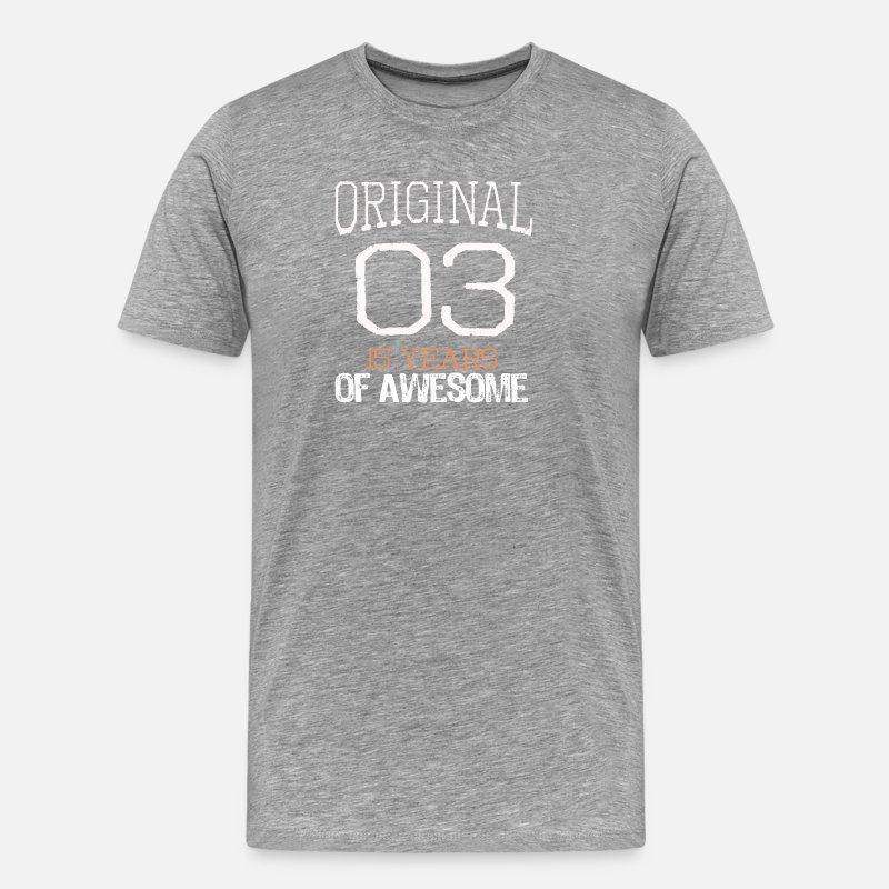 15th Birthday T Shirts