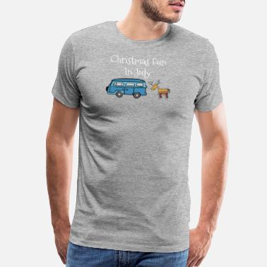 Camping Christmas In July Ideas.Shop Christmas In July T Shirts Online Spreadshirt