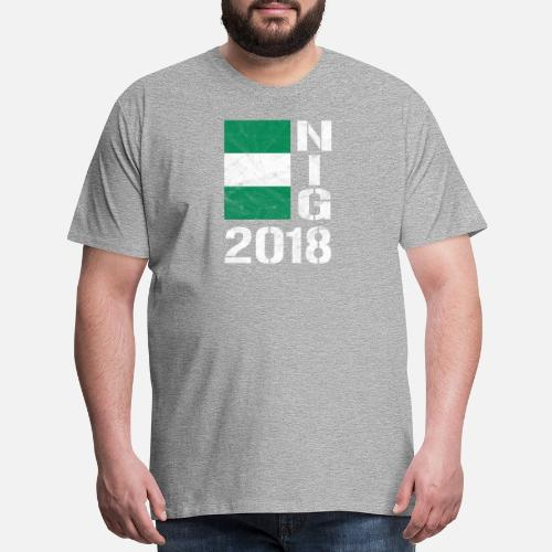 ... Nigeria 2018 Soccer T-Shirt NIG 2018 Jersey - Men s. Do you want to  edit the design  502f0c600