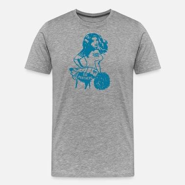 Vintage Carolina Panthers T Shirt Carolina Panther Men s Premium T ... ed6ff6860