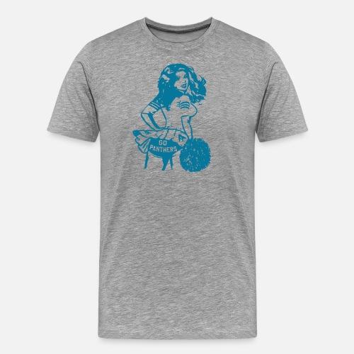 ... Vintage Carolina Panthers T Shirt Carolina Panther - Men s Premium T.  Do you want to edit the design  12a5a48d7