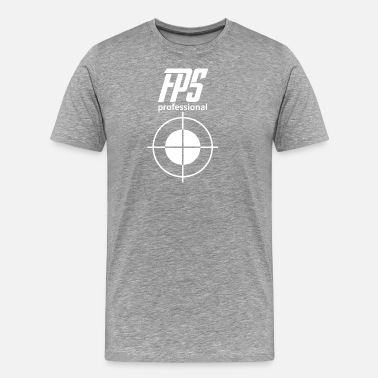 Fp fps wite - Men's Premium T-Shirt