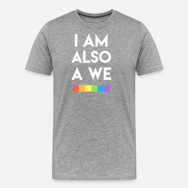 Sense8 I am also a we Sense8 - Men's Premium T-Shirt