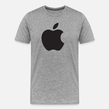 Apple Apple Logo - Men's Premium T-Shirt