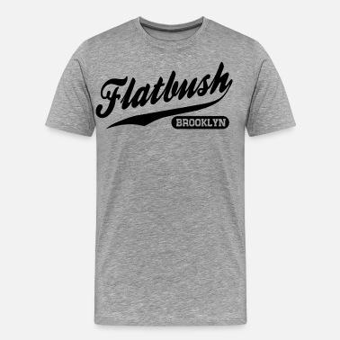 Flatbush Brooklyn Men s T-Shirt  fc4e33869d3
