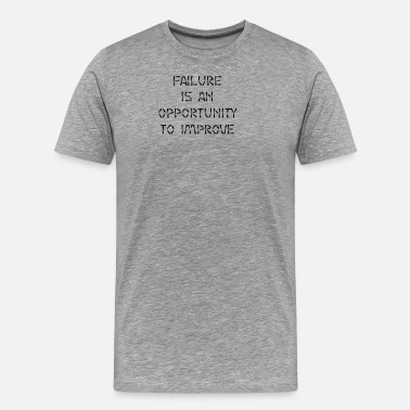 Motivational Sayings motivation - Men's Premium T-Shirt