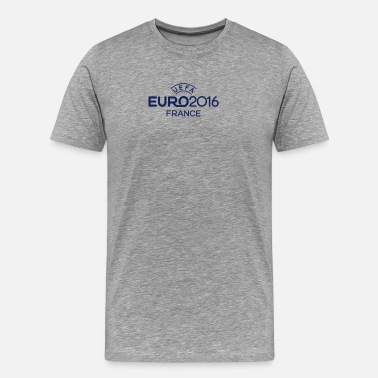 Euro Pop UEFA Euro 2016 France - Men's Premium T-Shirt